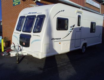 SOLD Bailey Olympus 504 (2010)