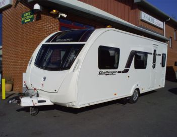 SOLD Swift Challenger Sport 585 SR (2013)