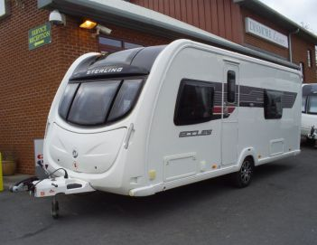 SOLD Sterling Eccles Ruby (2012)