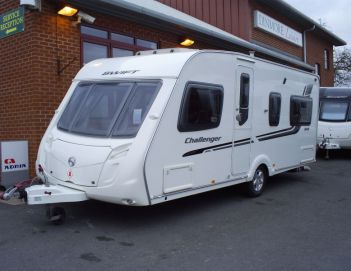 SOLD Swift Challenger 540 (2009)