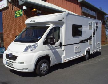 SOLD Elddis Autoquest 175 (2014 model)