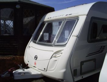 SOLD Swift Conqueror 530 (2009)