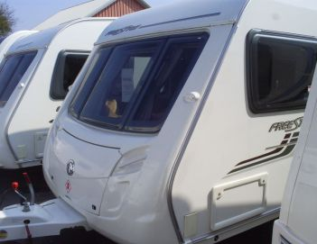 SOLD Swift Freestyle 545 (2010)