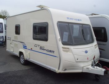 SOLD Bailey Ranger GT60 460/2 (2010)
