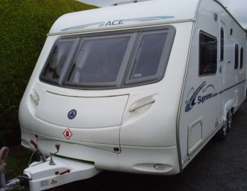 SOLD Ace Supreme Globestar (2007)