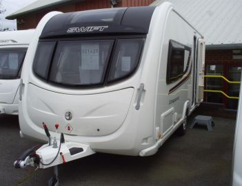 SOLD Swift Conqueror 480 (2015)