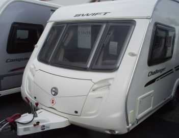 SOLD Swift Challenger 480 (2010)