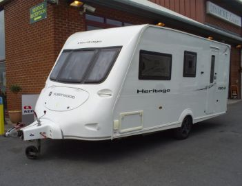 SOLD Fleetwood Heritage 490-2 (2008)