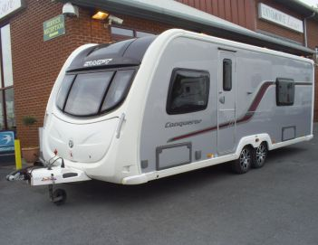 SOLD Swift Conqueror 630 (2012)