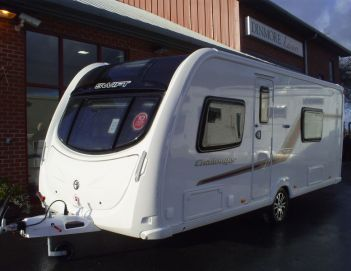 SOLD Swift Challenger 570 SR 2011