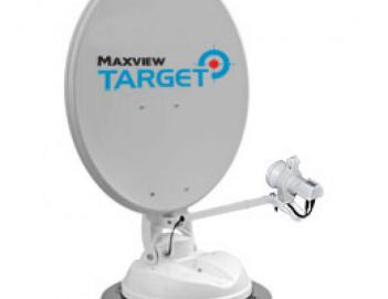 Target Fully Automatic Satellite System 85cm
