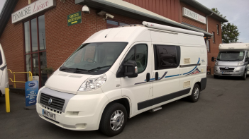 SOLD Adria Twin SP (57 reg)
