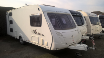 SOLD Swift Charisma 565 (2009)