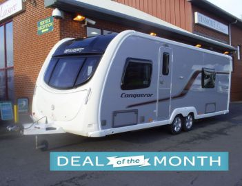 SOLD Swift Conqueror 630 (2013)