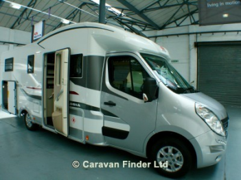 SOLD Adria Matrix Supreme 687SL