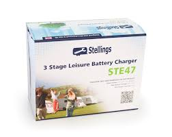 3 Stage Leisure Battery Charger