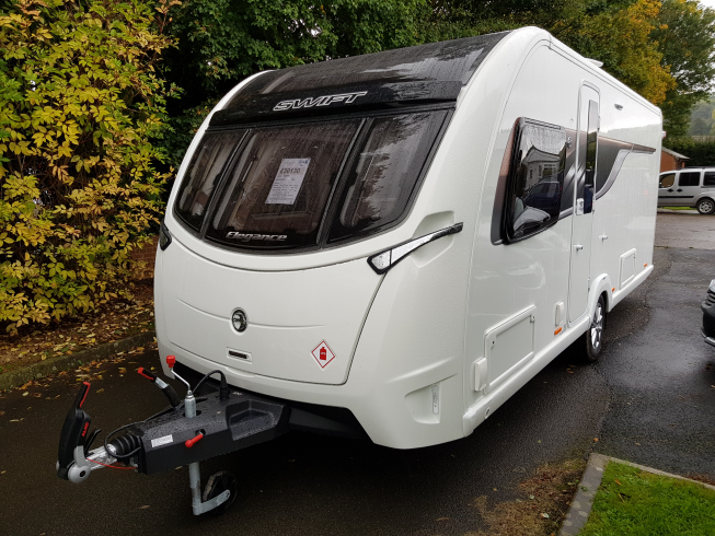Swift Elegance 580 (2018)