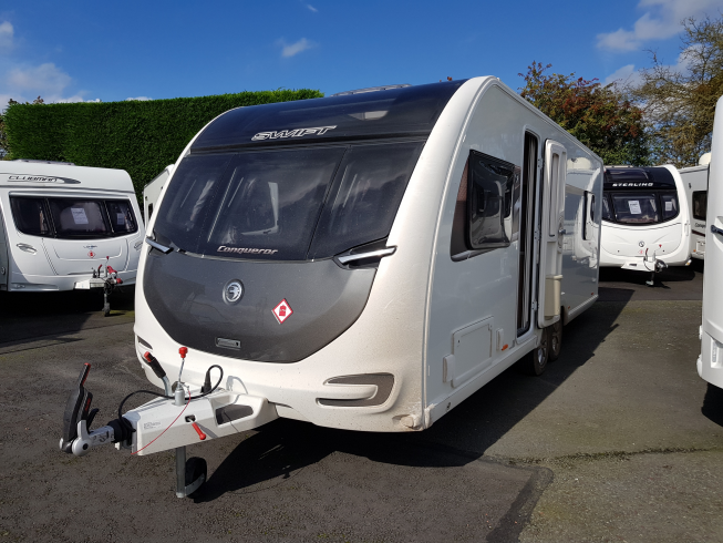 Swift Conqueror 650 (2018)