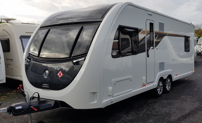 Swift Eccles 635 Lux (2019)