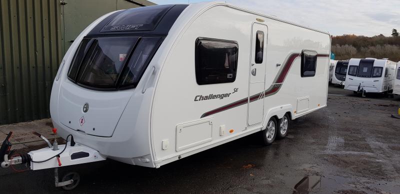 Swift Challenger SE 620 (2013)