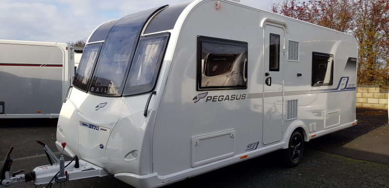 Bailey Pegasus GT70 Rimini (2018)