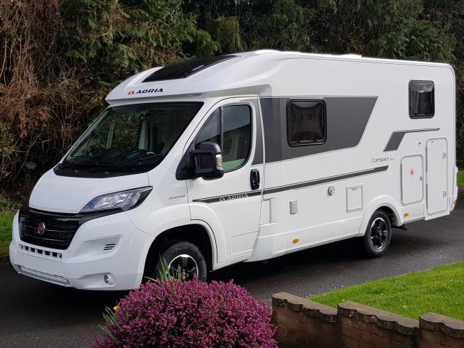 Adria Compact Plus SL (2019)
