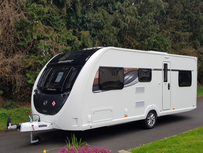 Swift Challenger 590 Alde Lux (2019)