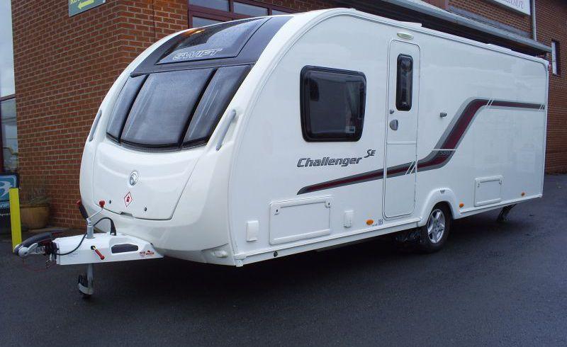 Swift Challenger 580 SE (2013)