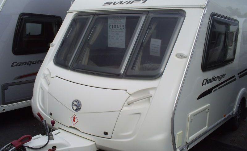 Sold Swift Challenger 480 2010