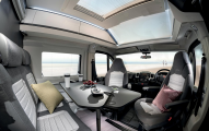 Adria Twin Supreme 640 SLB Lounge