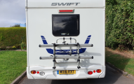 Swift Escape 644  rear