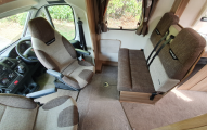 Swift Escape 644  front lounge