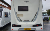Elddis Aspire 215 rear