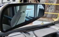 Elddis Aspire 215 reversing camera