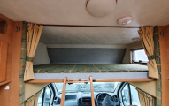 Compass Avantgarde 100 overcab bed
