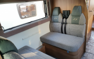 Bailey Autograph 81-6 Blue HDi 165bhp DINETTE