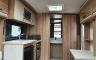 Swift Challenger 480  kitchen